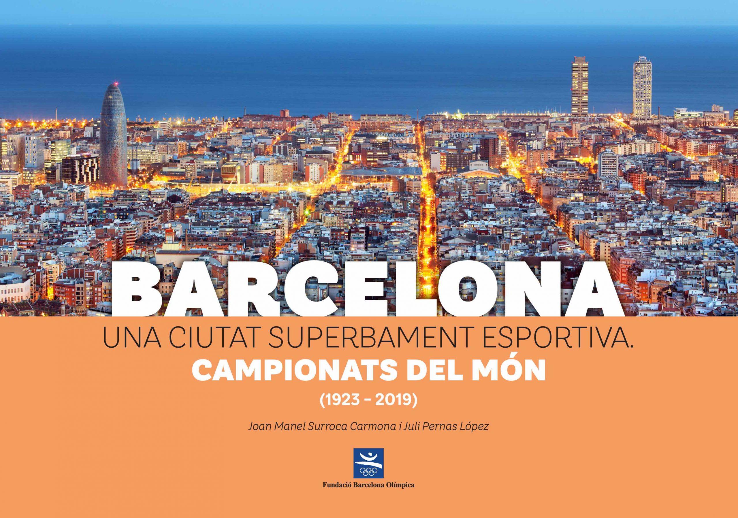 Barcelona, una ciutat superbament esportiva