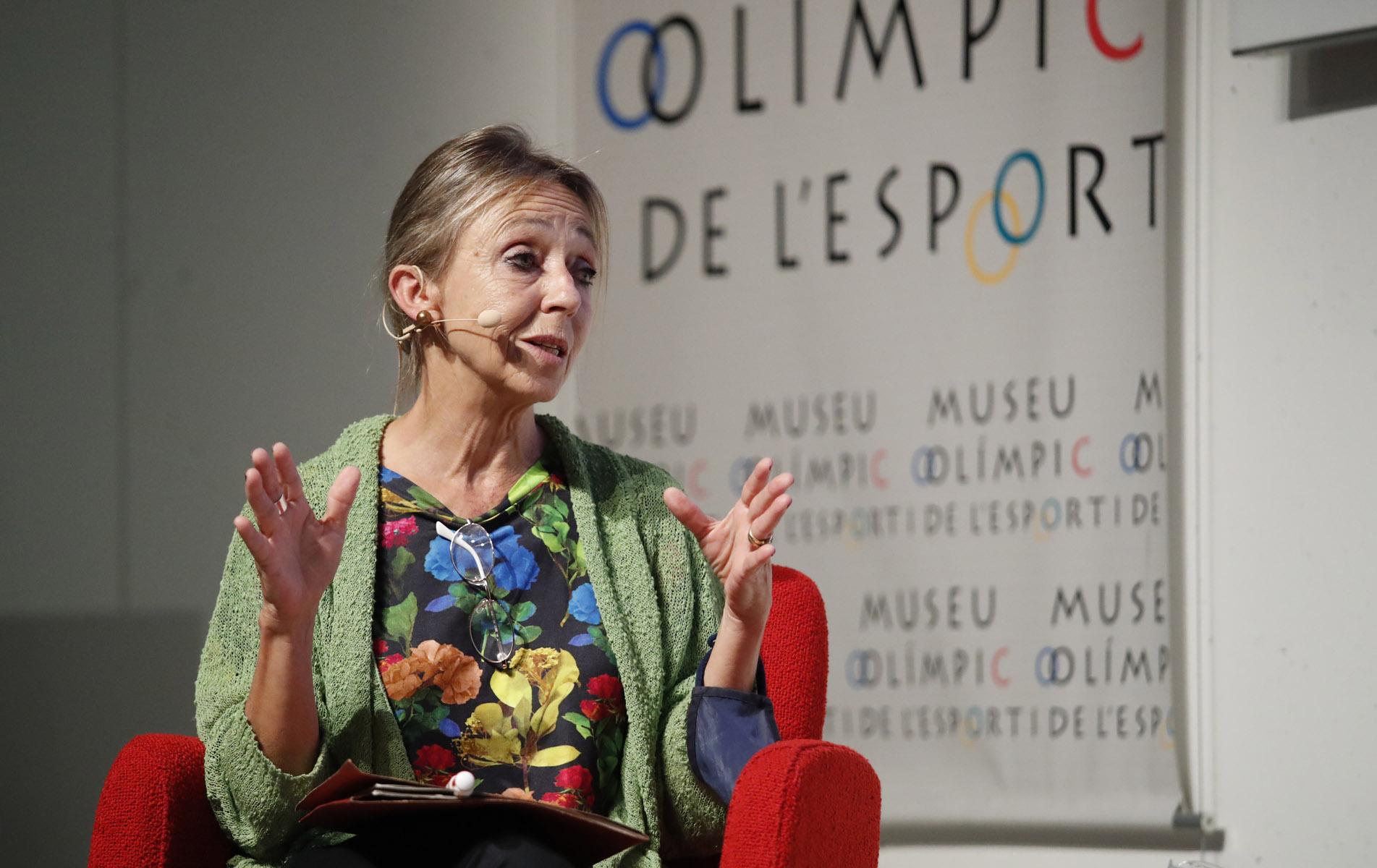 Forum Museu Olimpic Susana Closa