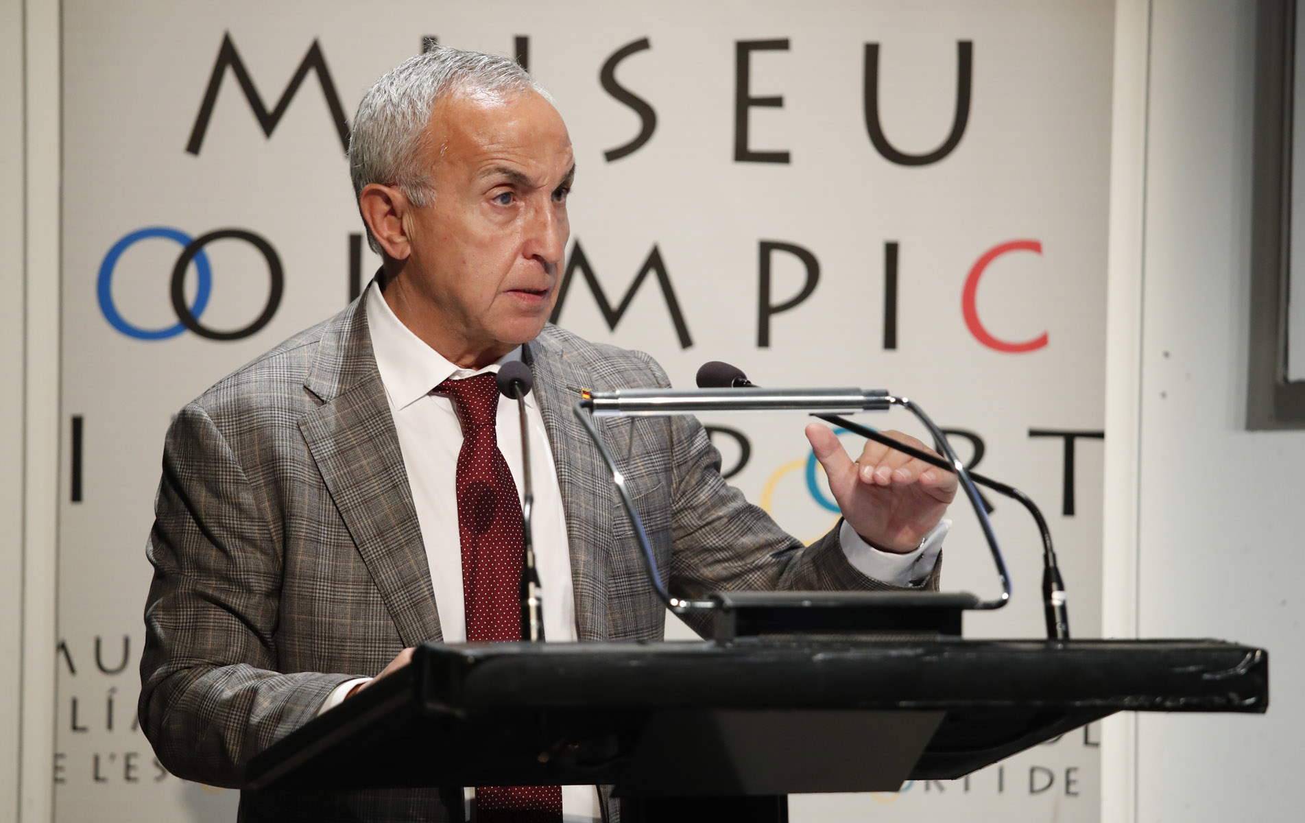 Forum Olimpic 2021 Alejandro Blanco